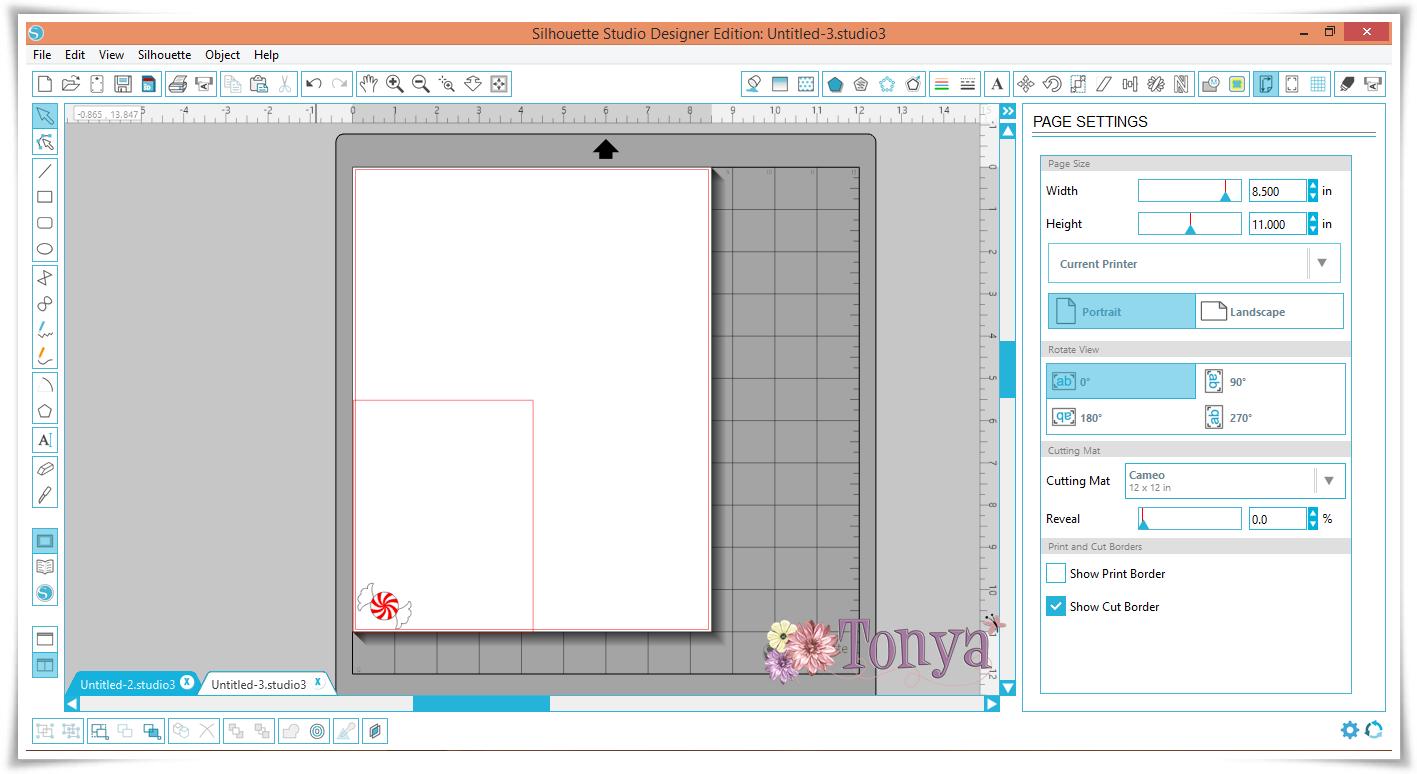 pdf file prints 1 4 size upper left corner