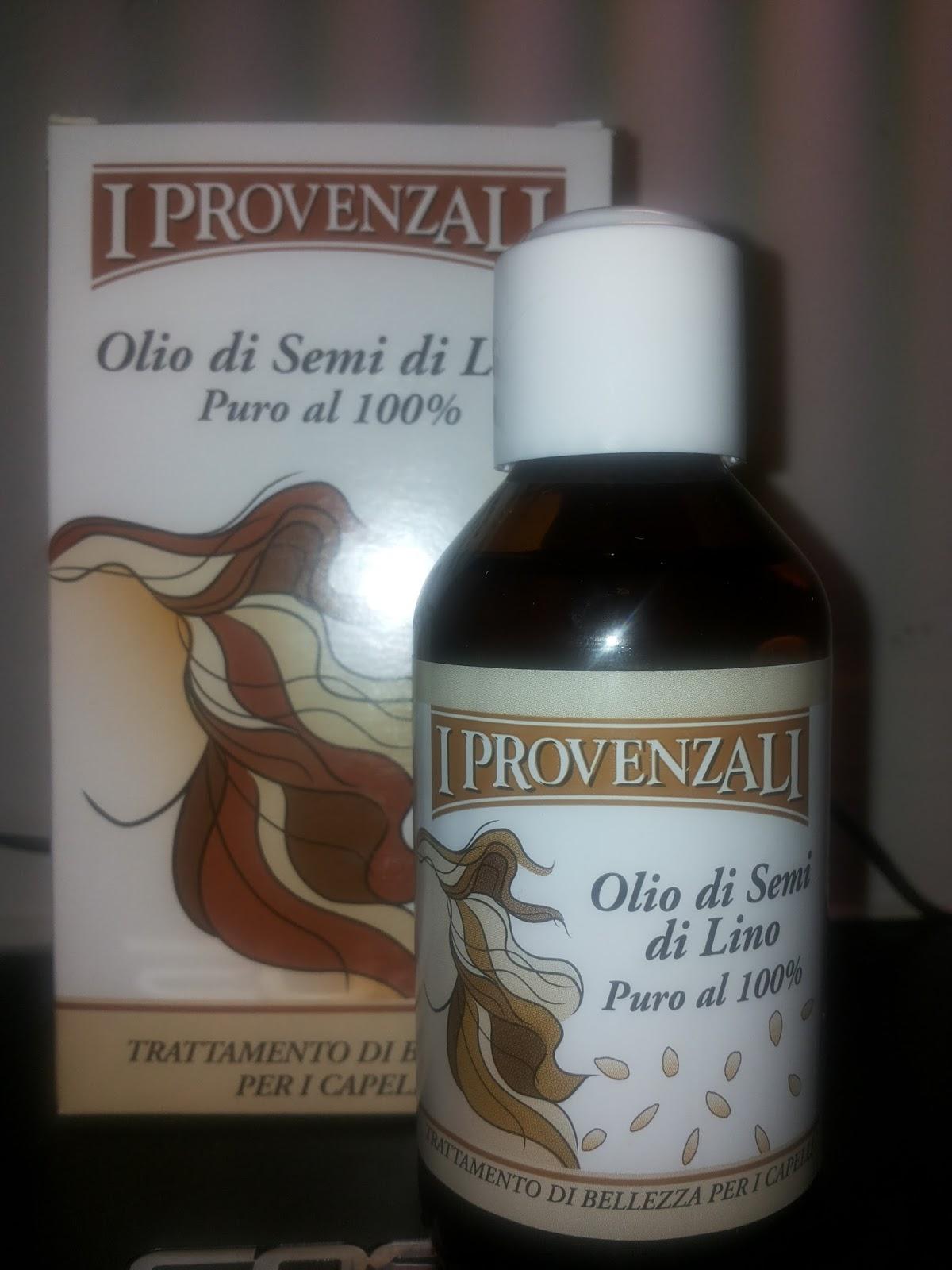 MyBeautyCrazyAdventures: Review - Olio di Semi di Lino Puro al 100%
