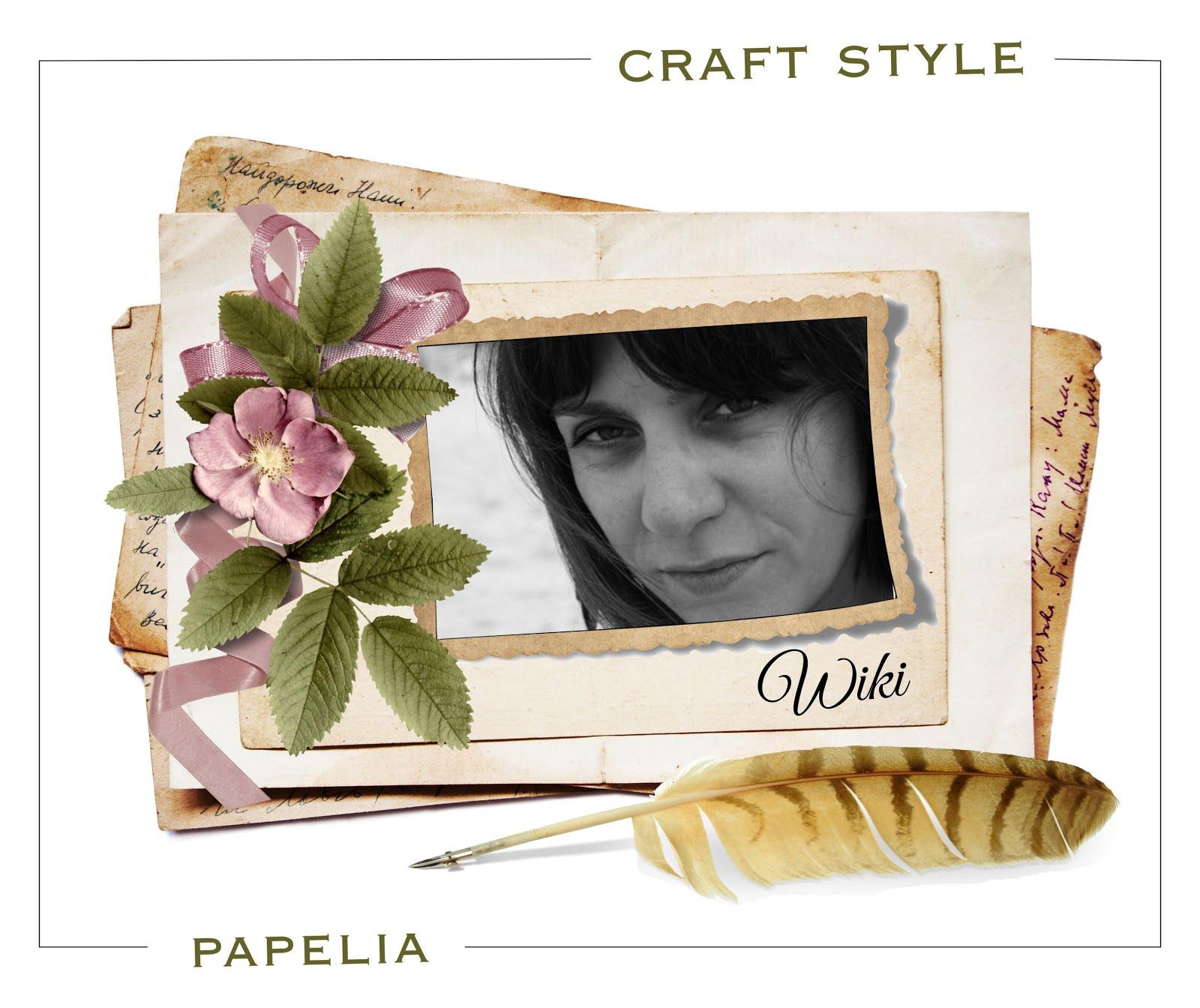Inspirowałam w Craft Style i Papelia