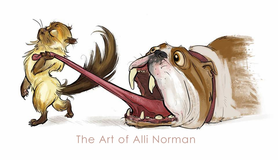 The Art of Alli Norman