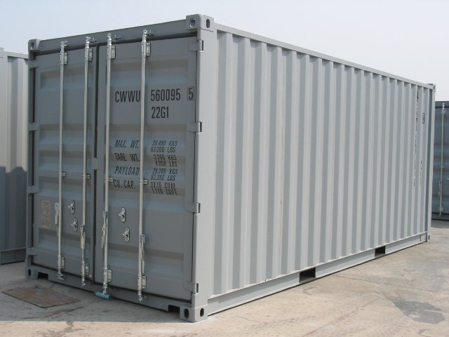 Shipping Container 640 x 480
