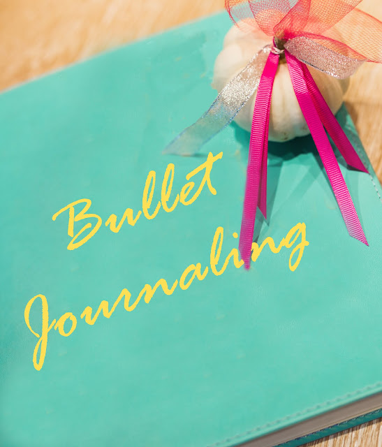 Bullet Journaling - Genuinely Erin | Interested in bullet journalling? I'm going to tell you all about bullet journals, talk about mine, and tell you how to make your bullet journal your own.