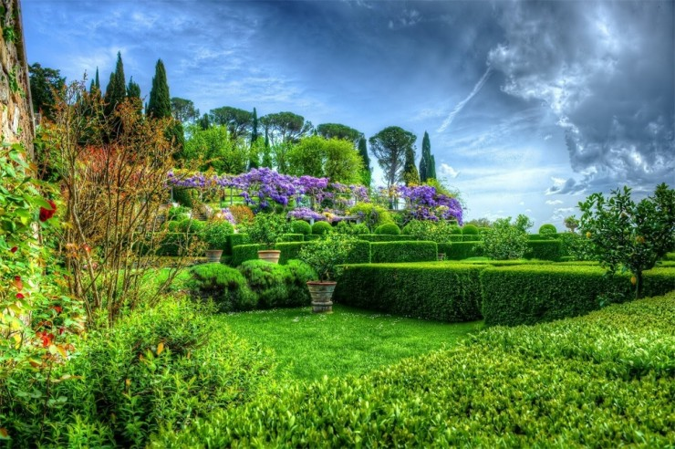 28. Villa La Foce, Tuscany - 29 Amazing Places in Italy
