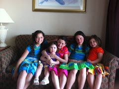 Five grandaughters