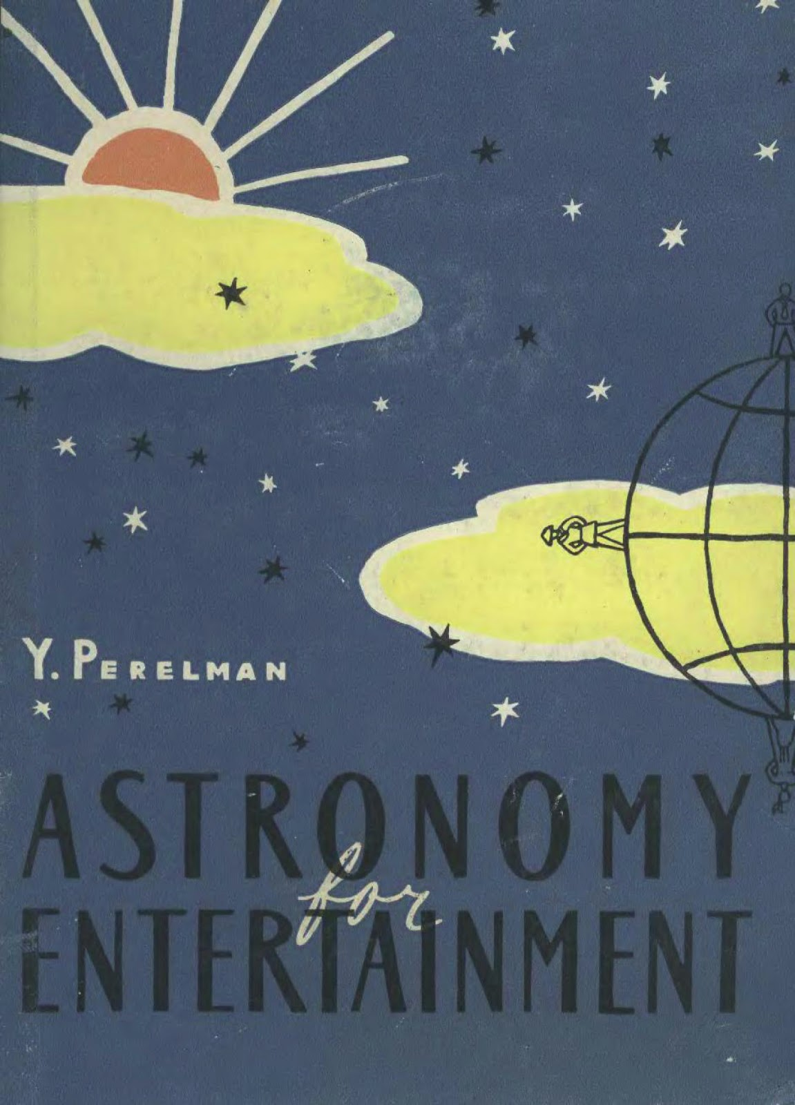 astronomy for entertainment yakov perelman pdf