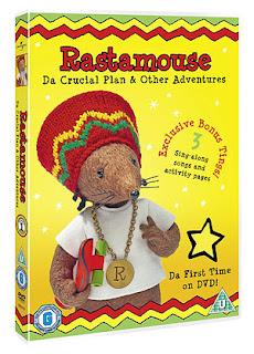 Rastamouse DVD