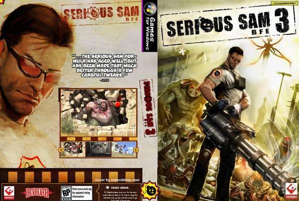 Serious Sam 2 PC Game - Free Download Full Version