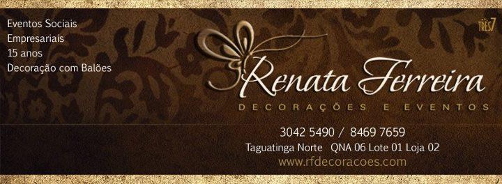 Renata Ferreira Decorações e eventos