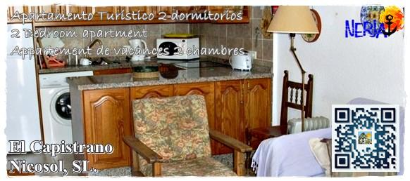 Apartamentos turísticos de alquiler en El Capistrano para sus vacaciones familiares