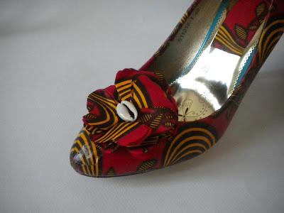Miry By Carpe Diem ankara wax heels - iloveankara.blogspot.com