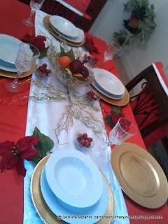 Cena de Año Nuevo- New Year's Dinner