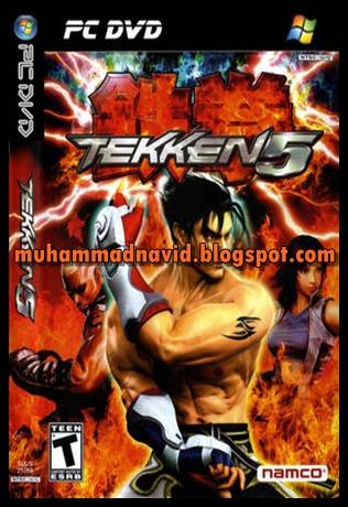 pcsx2 tekken5