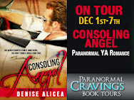 Consoling Angel Tour & Giveaway!