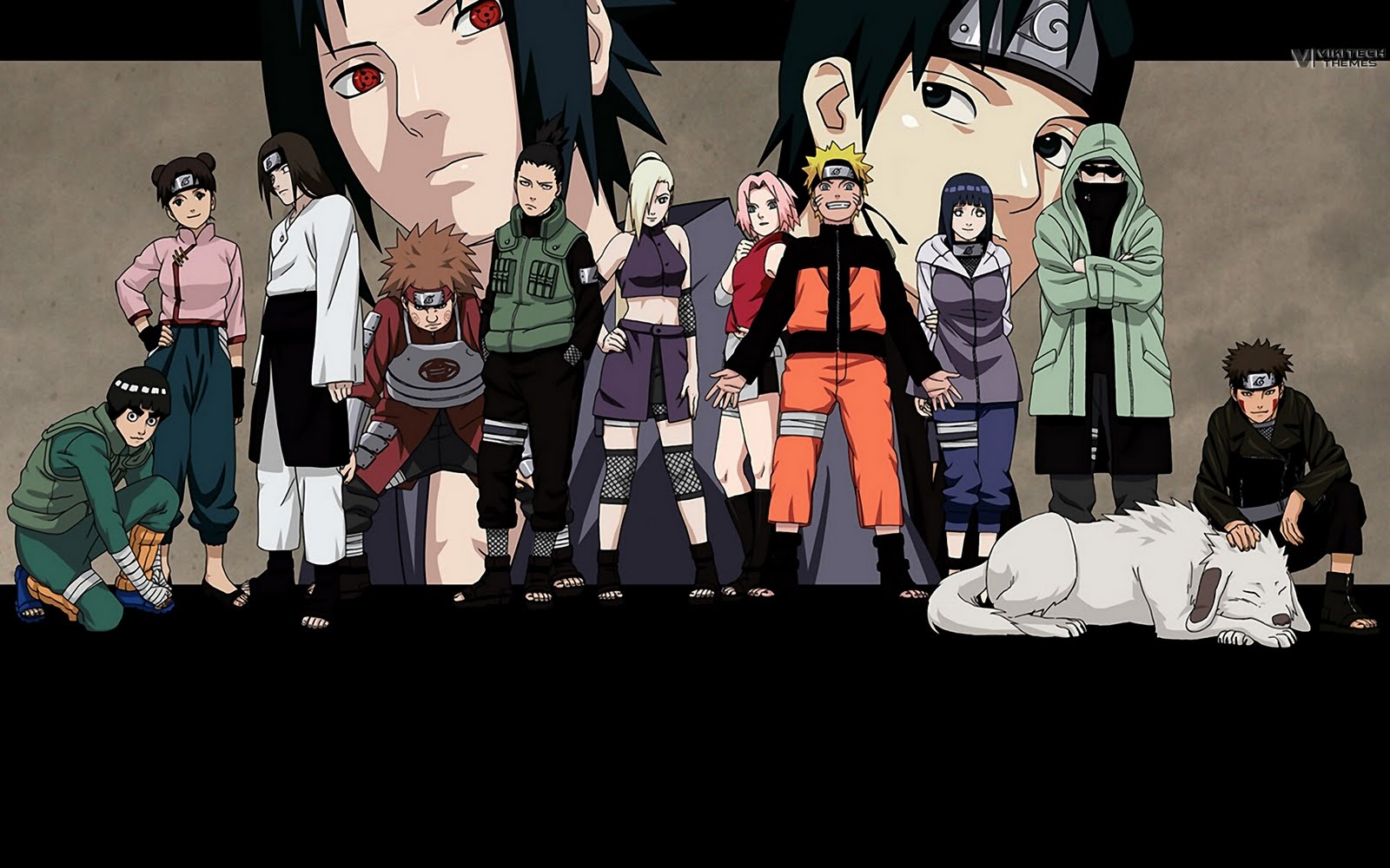 DaeTube: Naruto Shippuden anime new hd wallpapers