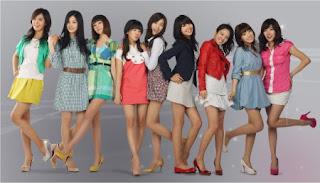 Biodata SNSD - Girls' Generation GirldBand Korea