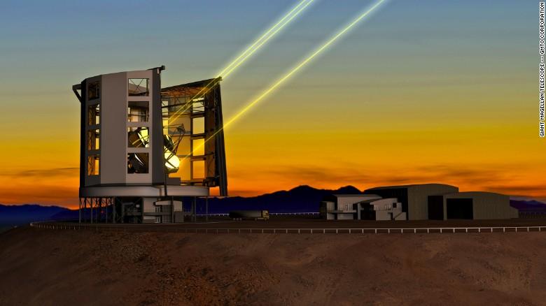 Teleskop terbesar di dunia untuk menjelajahi rahasia alam semesta