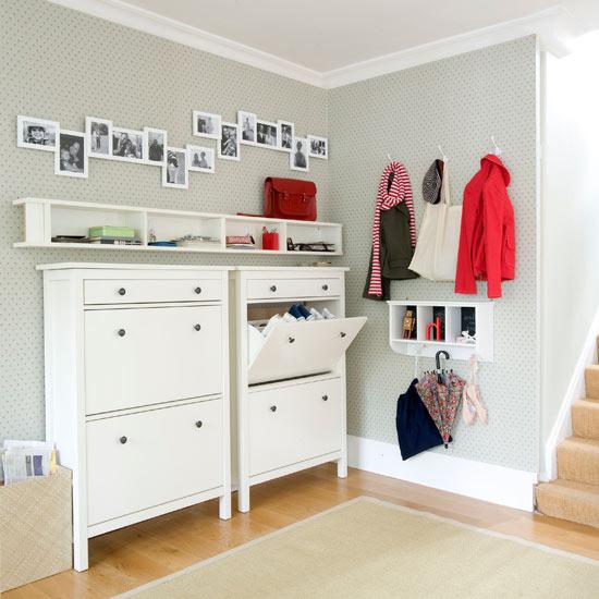 Bricolage e decora o hall de entrada com arruma o for Entradas de casa ikea