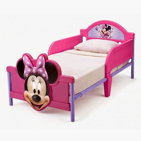Cama de Minnie Mouse
