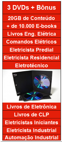 Receba seus DVDs Ensinando Elétrica você tambem!