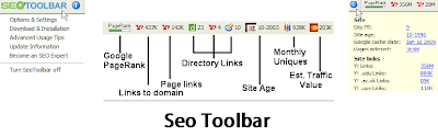 Seo toolbar