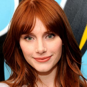 Picture of Actress Bryce Dallas Howard who had postpartum depression