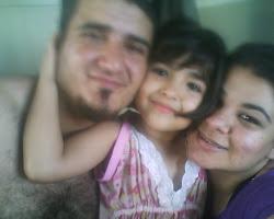 Nossa família louca, porém feliz!!