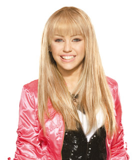 Hannah Montana hairstyles