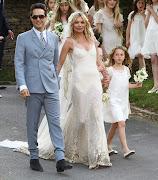 20 Kate Moss Wedding Photos