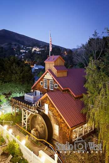 """San Luis Obispo Architecture Photographer"""