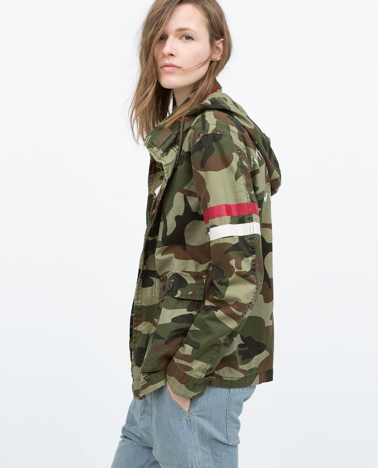 zara camouflage jacket,