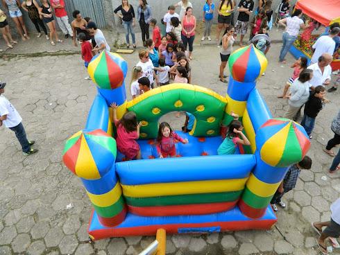 Balão Pula-Pula (Castelinho)