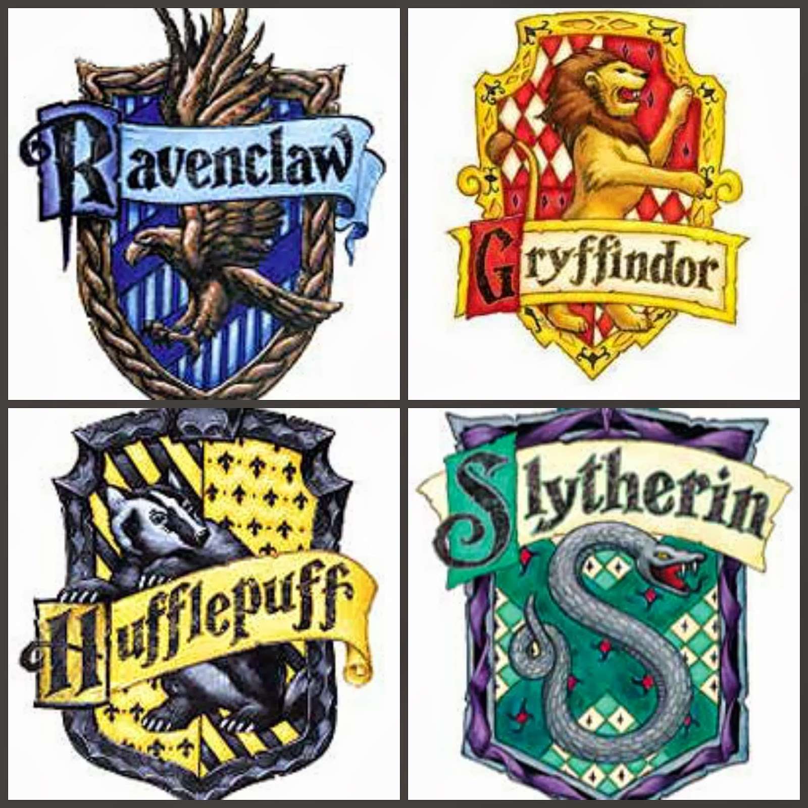 the gallery for gt harry potter house logos