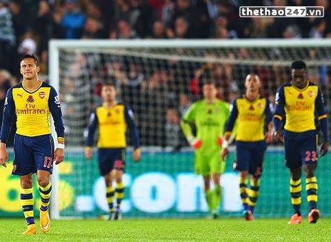 Arsenal: Cuộc đua vô địch, thế là đã kết thúc