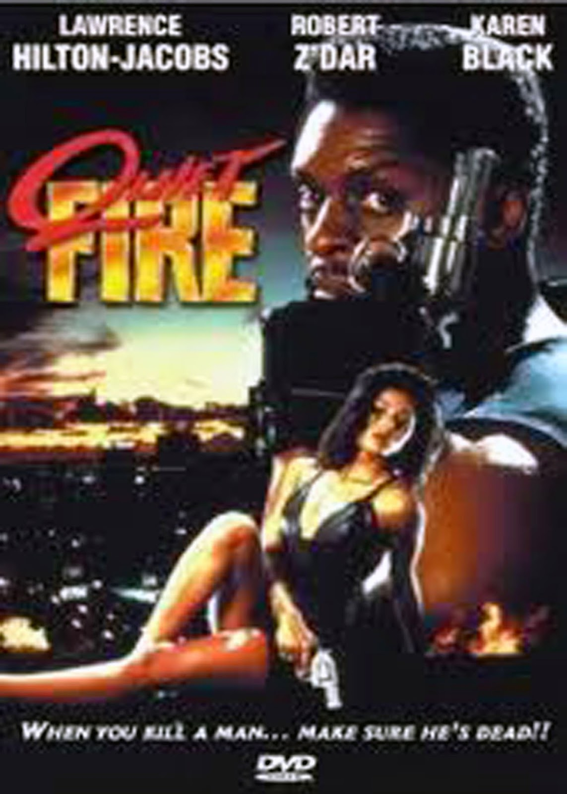 Quietfire (1991)