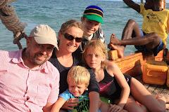 Familien Klim/Hansen