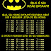 Tenha seu próprio nome Batman