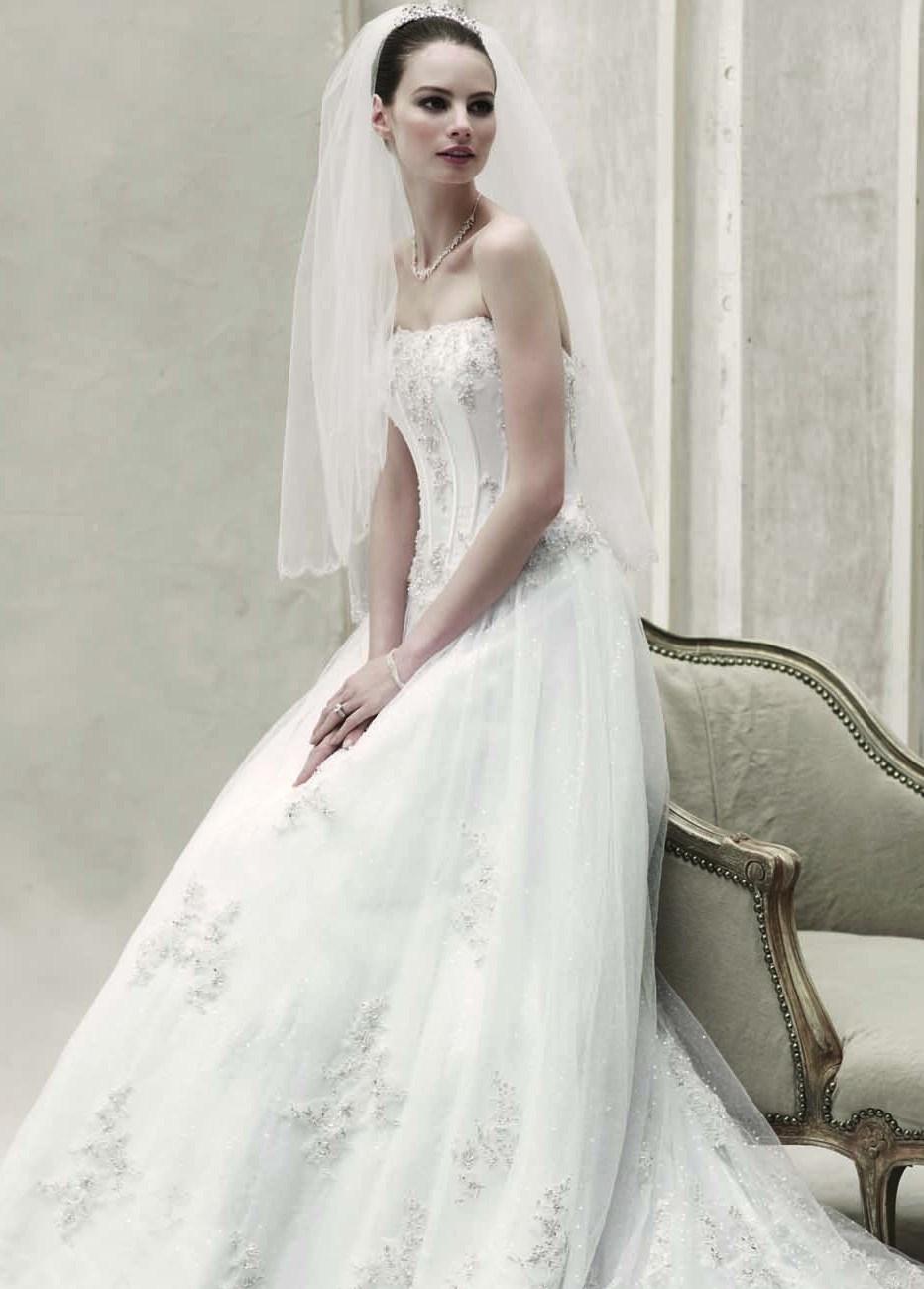 Oleg Cassini 2013 Spring Bridal Collection - World of Bridal