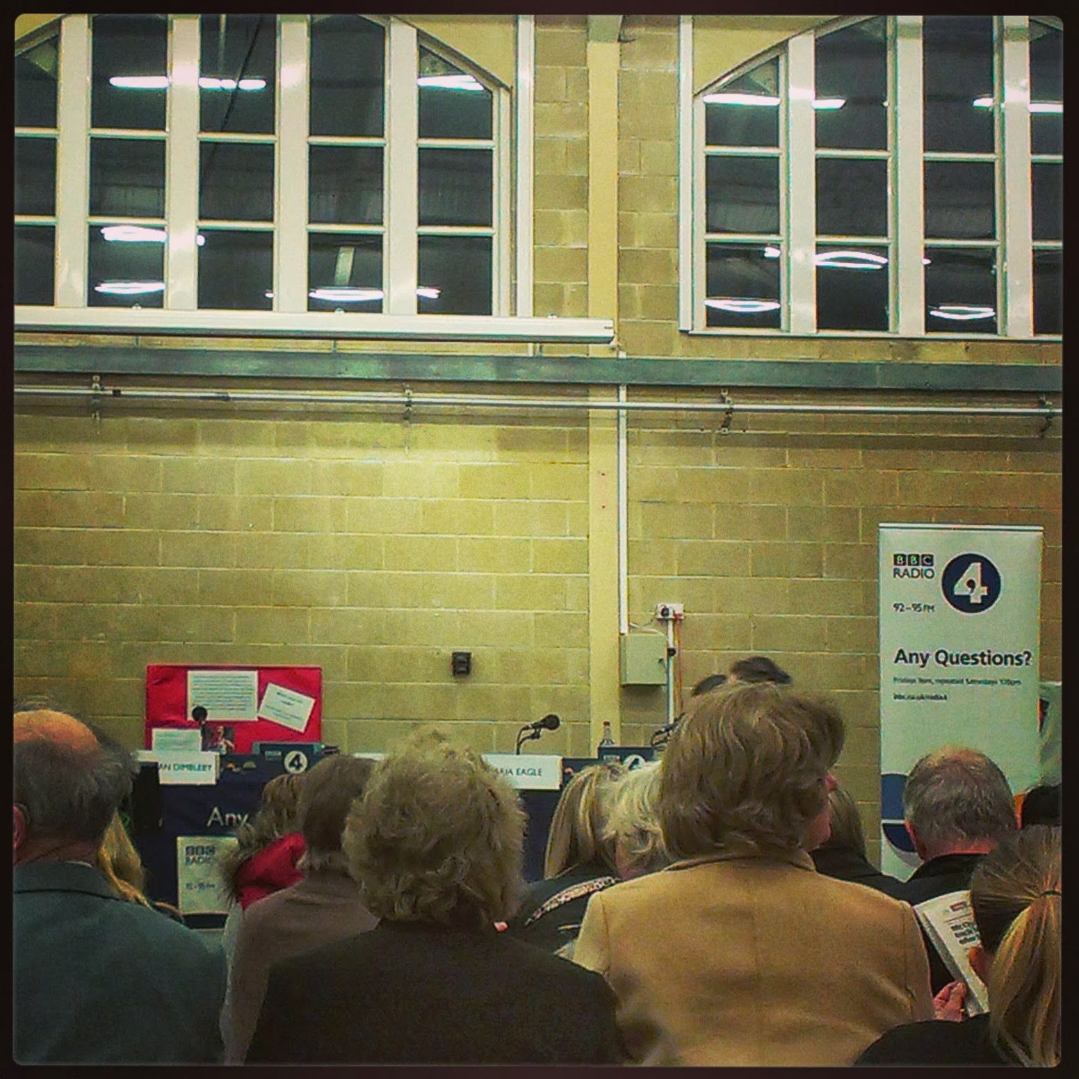 Radio 4's Any Questions