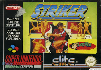 Striker Supernintendo super nes nintendo