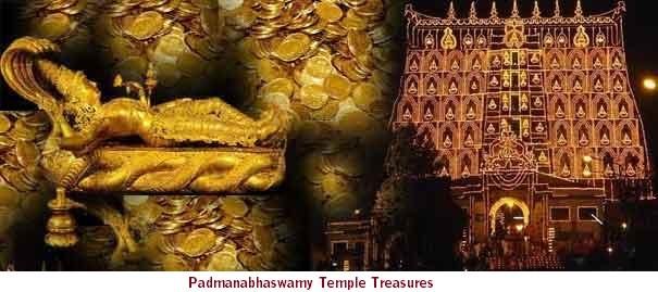 Padmanabhaswamy Temple Treasures
