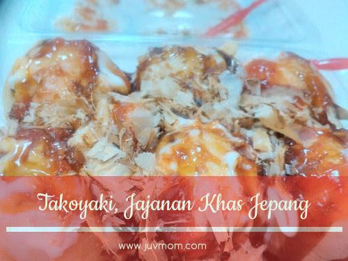 Takoyaki Jajanan Khas Jepang