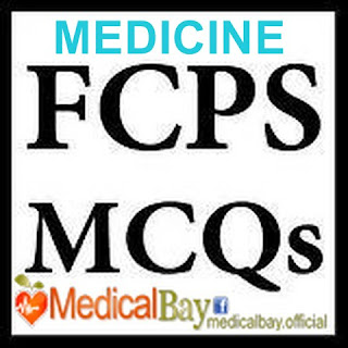 MEDICINE PART 1 FCPS PAST PAPERS, MCQs RECALLS, PRACTICE PAPER FREE DOWNLOAD