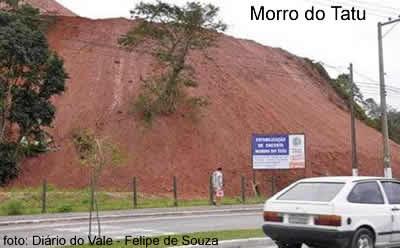 Morro do Tatu