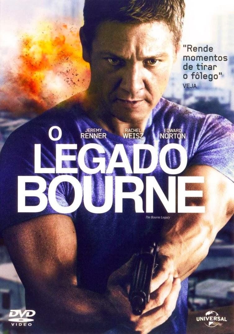 O Legado Bourne – Legendado (2012)
