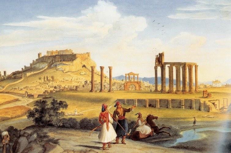 1833 painting by Johann Michael Wittmer