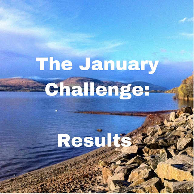 The January Challenge: Results