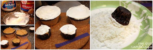 ... Doo Donut Copycat Recipe: Dirty Snowball Cupcakes - Rae Gun Ramblings