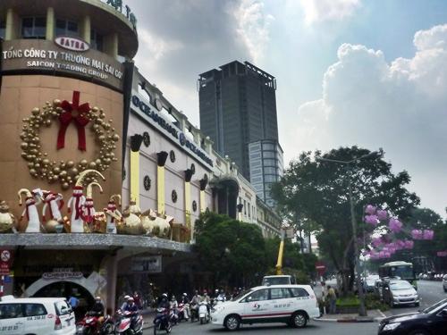 Vietnamese Christmas@Ho Chi Minh City