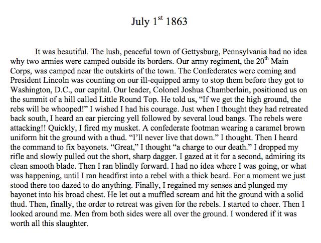 Grade Short Story - Yourhelpfulelf