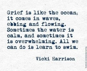 quote, grief, loss, death